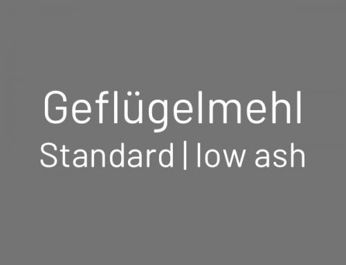 Geflügelmehl Standard | low ash