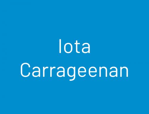 Iota Carrageenan