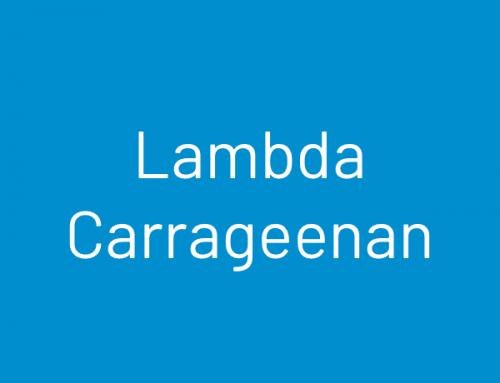 Lambda Carrageenan