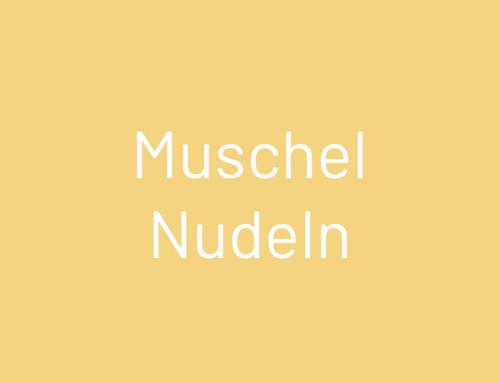 Muschel Nudeln