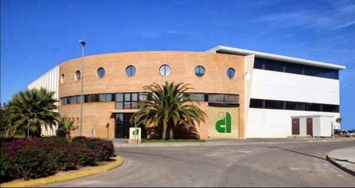 Adin Valencia Factory outside
