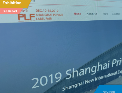 PLF – Private Label Fair – Shanghai China 2019