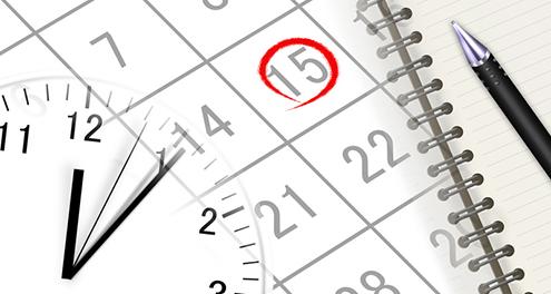 Messe-Kalender-Termine